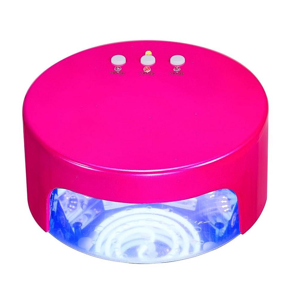 柔らかさ奇跡的なとても多くのネイル光線療法機 ネイルドライヤー - 誘導時間ケーキ形状の36wLEDネイル光線治療マシン