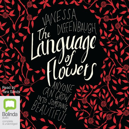 The Language of Flowers audiobook cover art
