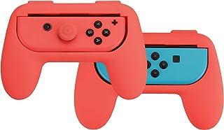 AmazonBasics Grip Kit for Nintendo Switch Joy-Con...