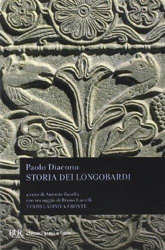 Storia dei longobardi. Testo latino a fronte
