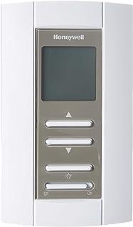 Honeywell Honeywell TL7235A1003 Line Volt Pro Thermostaat, niet programmeerbaar, digitaal, met elektronische temperatuurre...