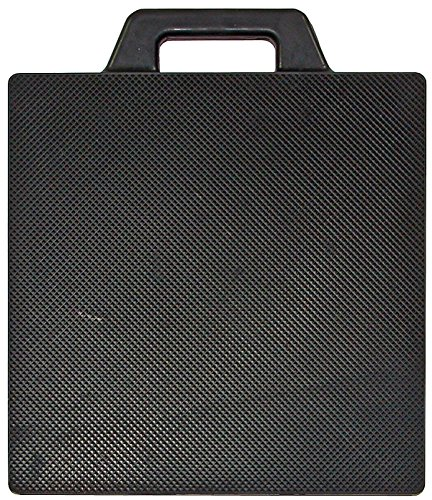 Buyers Products OP18X18R Rubber Outrigger Pad 18 X 18-Inches