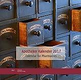 Apotheker Kalender 2017 Calendar for Pharmacists