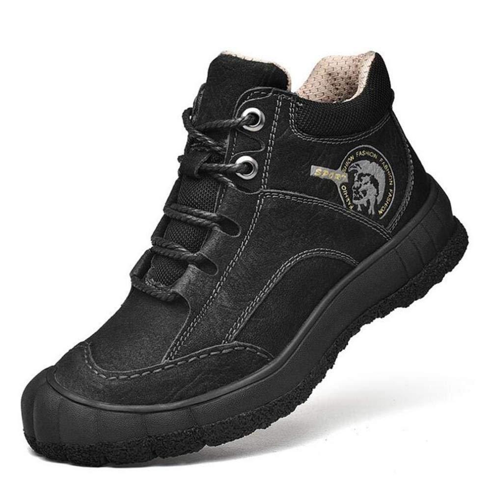 GZ Calzado de Excursionismo para Hombre, Botas de Herramientas de ...