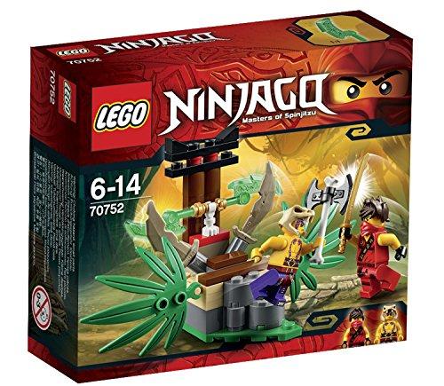 LEGO Ninjago 70752 - Dschungelfalle
