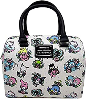 Loungefly x Sanrio Hello Kitty Characters Tattoo Duffle Purse