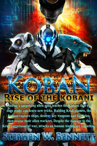 Koban: Rise of the Kobani (English Edition)
