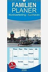 Adam, U: Nordseefeeling - Cuxhaven - Familienplaner hoch (Wa Calendario