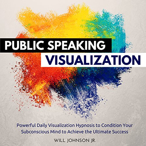 Public Speaking Visualization  By  cover art