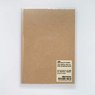 Best muji planner sizes Reviews