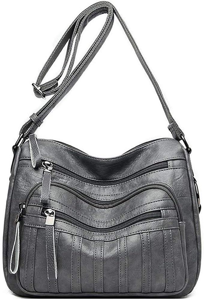 Alovhad Hobo bag for women Large Designer Ladies Tote bag Shoulder bag Handbag Satchel and Purses PU Leather