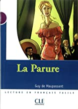 La Parure (Level 1) (English and French Edition)