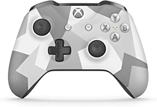 Best Microsoft XBOX One Wireless Video Gaming Controller, Winter Forces Special Edition (Renewed) Review