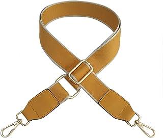 LOHGOU Wide Shoulder Strap Adjustable Replacement Belt Crossbody Handbag Bag Strap