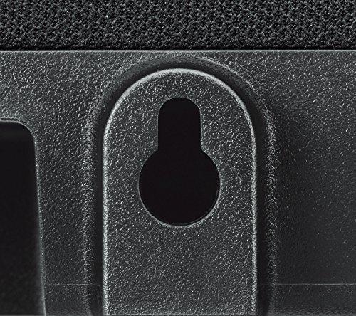 Yamaha YAS-207 - Barra de Sonido con Bluetooth, Color Negro