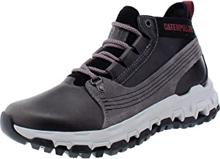 حذاء رياضي رجالي من Caterpillar Urban Tracks Hiker مقاس متوسط بلون فحمي، مقاس 8 D (M)