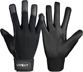 Layout Ultimate Frisbee Gloves - Ultimate Grip and Friction to Enhance Your Game!