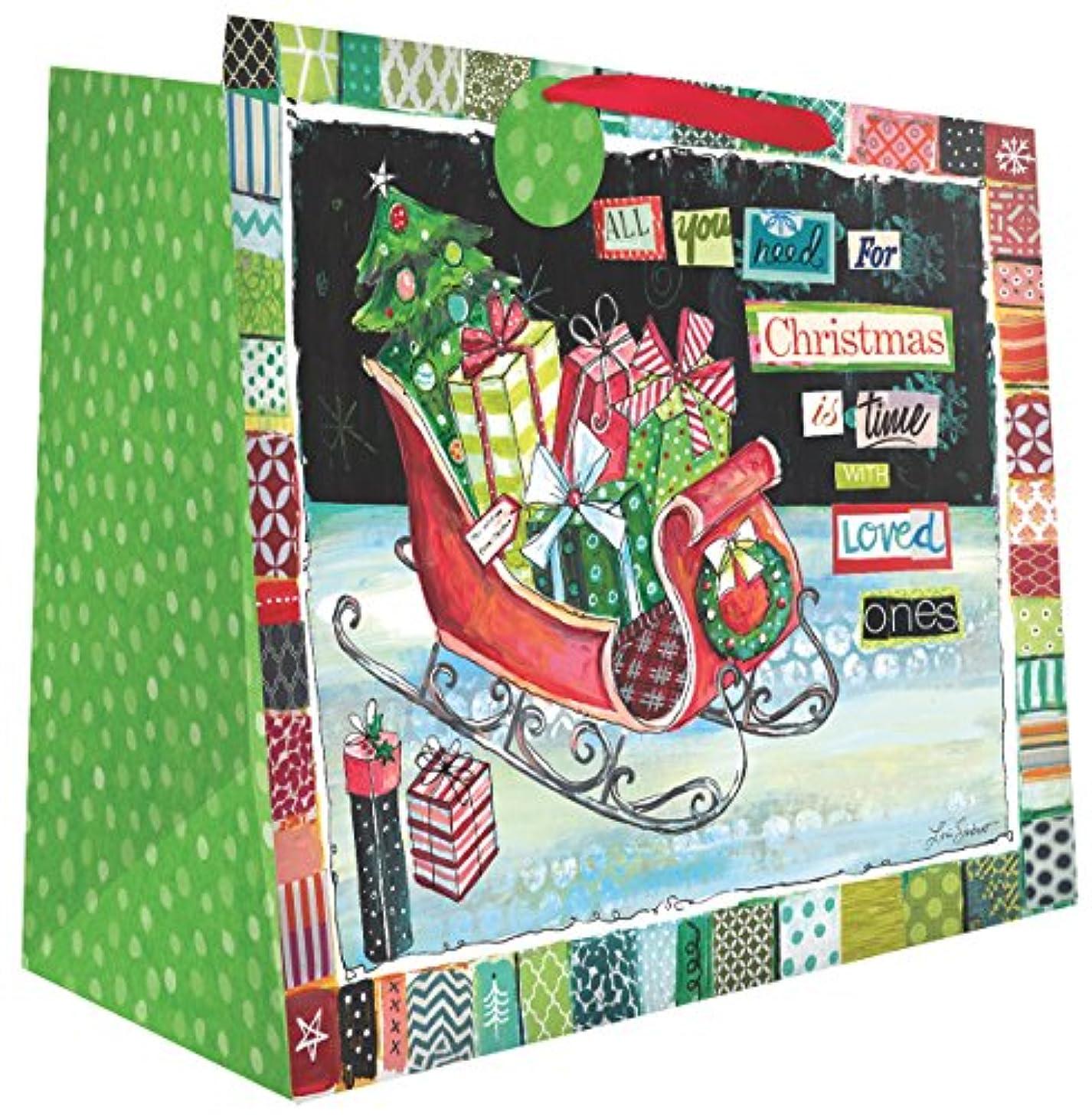 Lang Happy Christmas Jumbo Gift Bag (9004003)