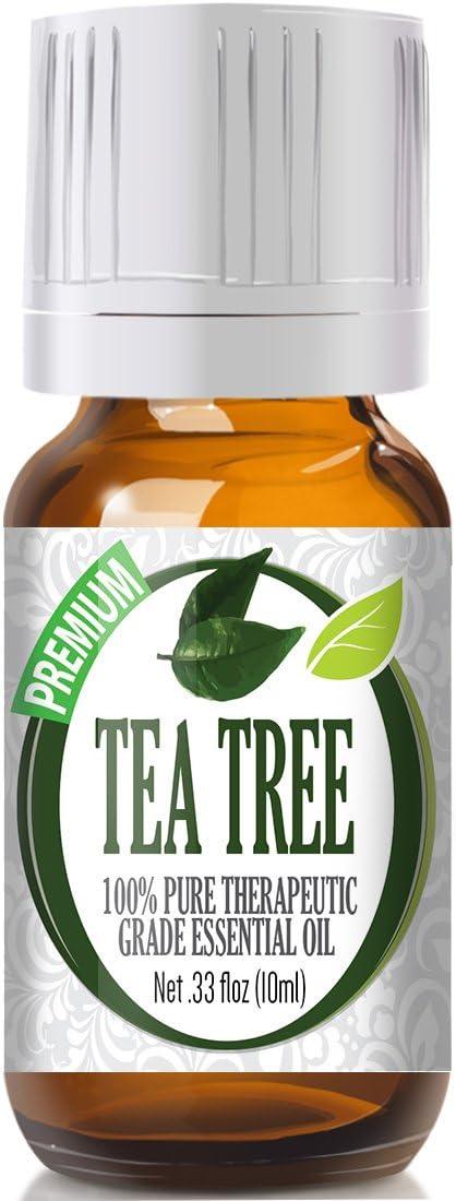 Tea Tree Essential Oil - 100% Pure Therapeutic Grade