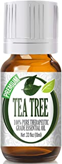 Healing Solutions Tea Tree Essential Oil - 100% Pure Therapeutic Grade Tea Tree Oil - 10ml