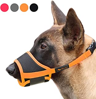 Jyhy Short Snout Dog Muzzle