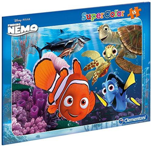 Puzzle ramkowe Gdzie jest Nemo 15