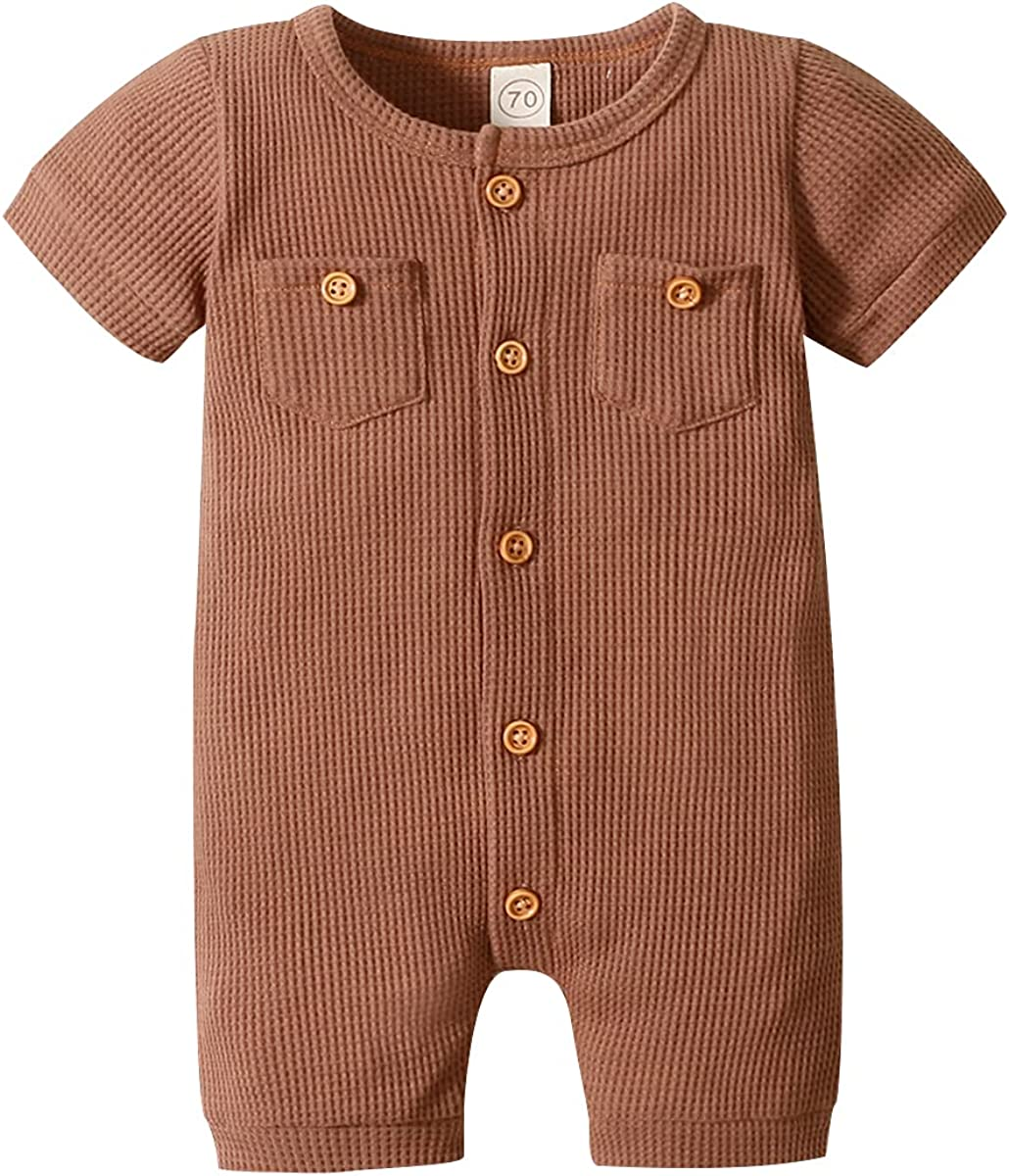 YOUNGER TREE Financial sales sale Infant Newborn Unisex Sleevel Solid Baby Boys Girls New product