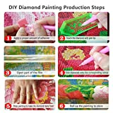 Immagine 2 5d diamond painting kit completo
