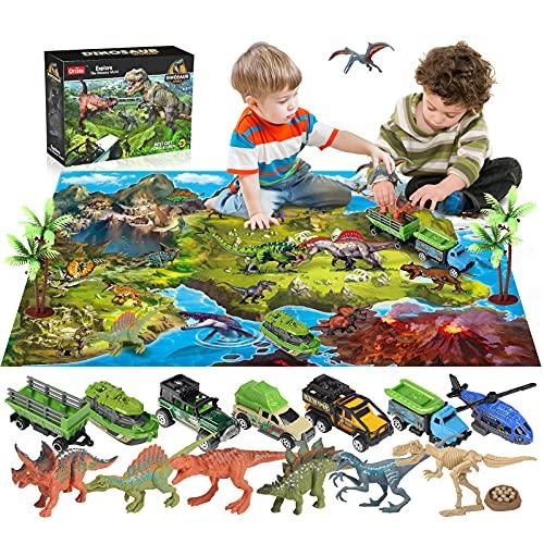 tapete de dinosaurios fabricante Oriate