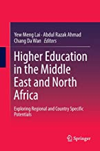 Higher Education in the Middle East and North Africa: Exploring Regional and Country Specific Potentials