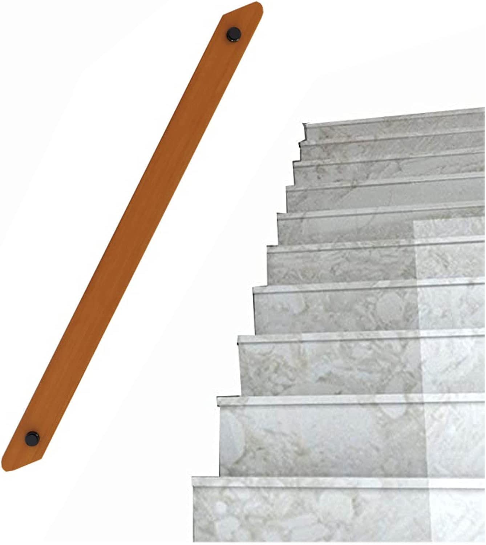 Sale XXFZDCP Handrail Stairway on-Slip Suitab Chicago Mall Stair Handrails Wooden