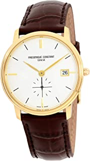 Frederique Constant Geneve - Slimline Ladies and Gents Small Second FC-245V4S5 Reloj Unisex