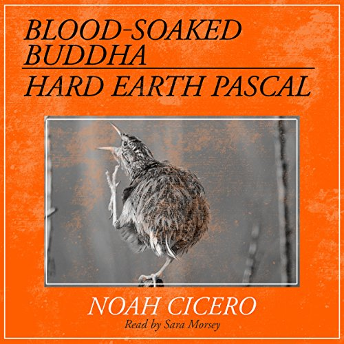 Blood-Soaked Buddha/Hard Earth Pascal audiobook cover art