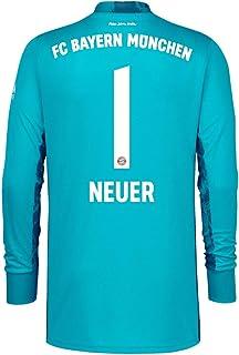 FC Bayern München Kinder Torwart-Trikot Saison 2020/21