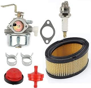 Montree Shop Carburetor Air filtter for Generator PM0525202 Coleman Maxa 5000 ER Plus 10hp