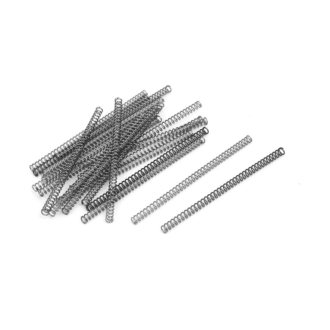 uxcell 4 years warranty Compression Spring 304 Stainless OD 0.3mm Steel Cheap super special price Wire 2mm