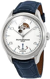 Baume et Mercier Clifton Power Reserve Automatic White Dial Men's Watch 10448
