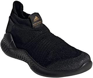 adidas Kid's Rapidabounce Plus Boys Cross Training Shoes Core Black/Core Black/Cloud White 7 Big Kid