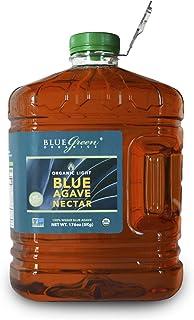 Sponsored Ad - Blue Green Agave Organic Nectar, Light Blue, 176 Ounce