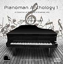 Piano Man Anthology 1 - Billy Joel Collection - Yamaha Disklavier Compatible Player Piano MP3's on USB Flash Drive
