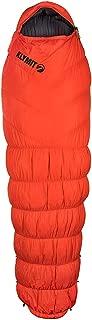 Klymit KSB 0° 4-Season Mummy Style Down Sleeping Bag, Orange/Black