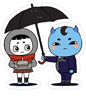 Big Lens store Goblin and His Bride Stickers (3 Pcs/Pack)