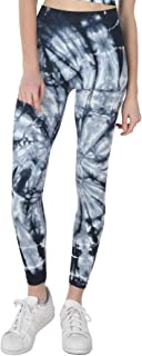 NIKIBIKI Women Seamless Tie Dye Leggings, One Size