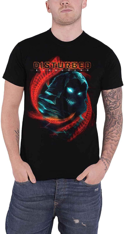 NEW /& OFFICIAL! Disturbed /'DNA Swirl/' T-Shirt