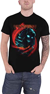 disturbed t shirt uk