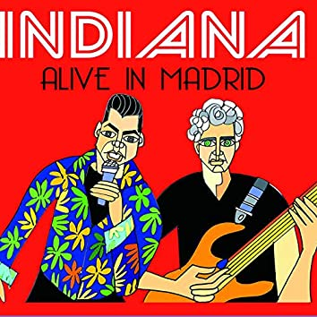 Alive in Madrid