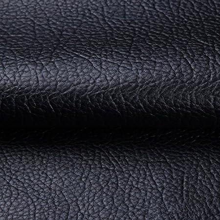 Coussin tissu cuir synthétique housse de siège simili cuir imitation Habillage 140 cm 4,27 €//m2