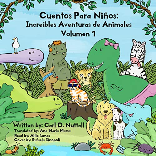 Cuentos Para Niños [Children's Stories]  By  cover art