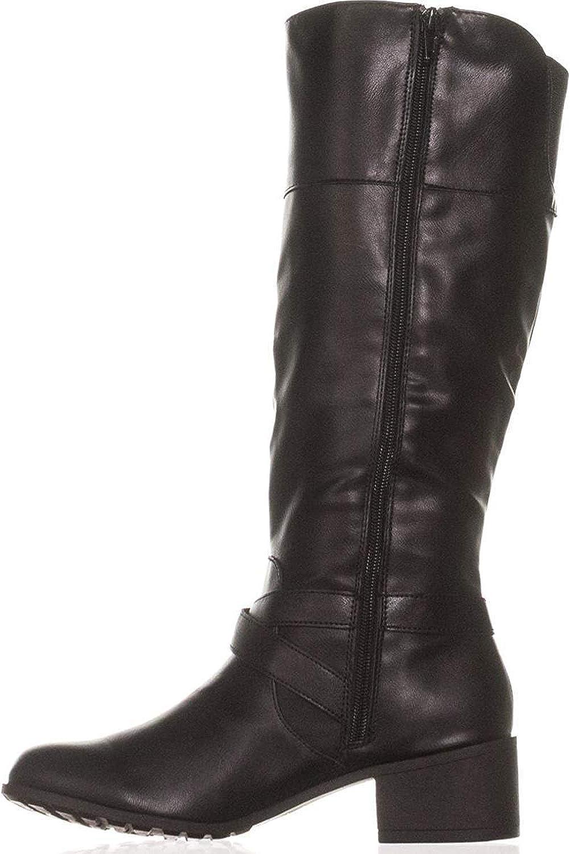 Style  Co. Womens Venesa Closed Toe Knee High Fashion Boots