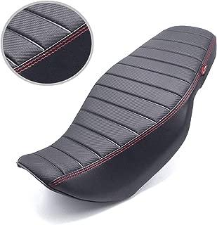 Powerwarauto Black Replacement Seat for Honda Grom MSX 125 SF 2016 2017 2018